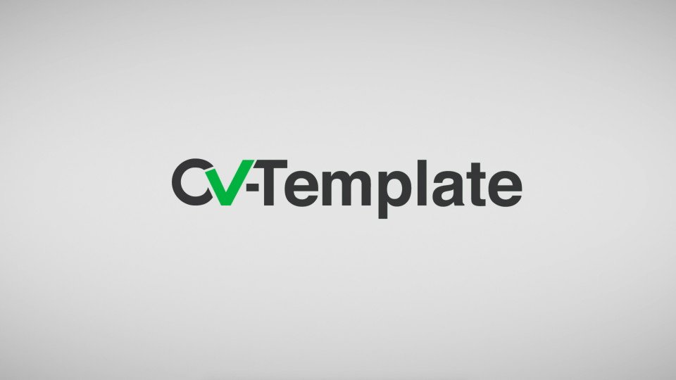 Free Online CV Builder With My Best CV Templates. LIVE